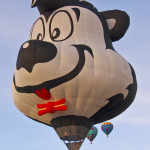 Spunky the Flying Skunk to Attend 2014 Balloon Festival