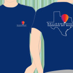 Save $5 off Balloon Festival T-shirts when you order online