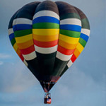 BUCKET LIST ITEM: REGISTER NOW FOR A PRIVATE BALLOON RIDE AT THIS YEAR'S FESTIVAL